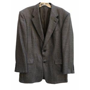Burberry London Men's Blazer Jacket Sport Coat 42